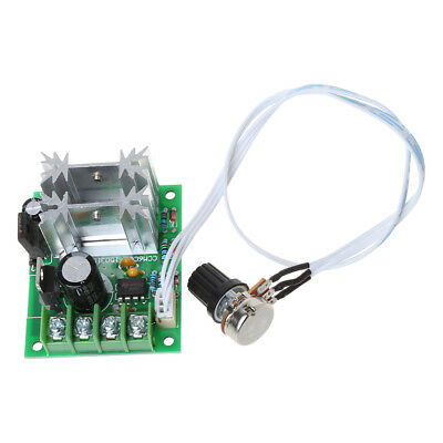 12-24V PWM DC Motor Speed Control 10A Pulse Width Modulator Controller Switch