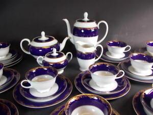 Rosenthal-Aida-Tee-Kaffeeservice-10-Personen