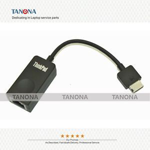 Details about New RJ45 Adapter Dongle Cable for Lenovo Thinkpad X395 X390  Yoga T490S T495S