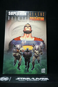 Superman-amp-Batman-Versus-Aliens-amp-Predator-Schultz-Olivetti-Comics-Soleil-US