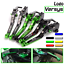 CNC Adjustable Folding Brake Clutch Levers for KAWASAKI Versys1000 650 15-17