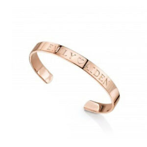 Image Is Loading Personalized Two Names With Heart Cuff Bracelet In