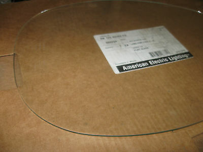 American Electric Lighting RK 115//315 R2//R3 FG Flat Glass Lens Series 115//315