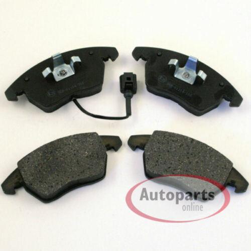 VW Caddy 3 III Bremsscheiben Bremsen Bremsbeläge für vorne die Vorderachse