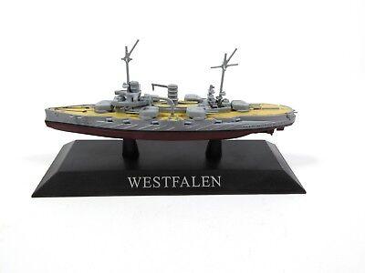 Militär Kriegsboot 22 1:1250 Schlachtschiff Atlas DeAgostini HMS VANGUARD