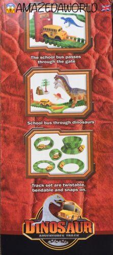 New Dinosaur Adventure Track 218