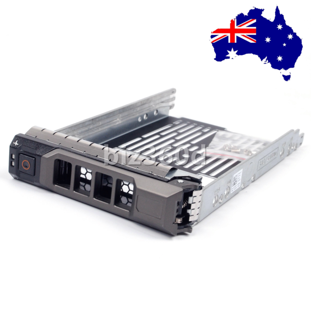 "New F238F 0F238F Dell 3.5/"" SAS Tray Caddy R720 R710 R620 T710 T610"