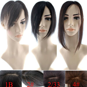 152230cm hair topper piece closures human clip in hair image is loading 15 22 30cm hair topper piece closures human pmusecretfo Image collections