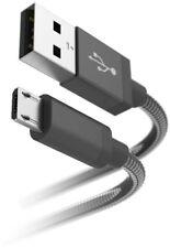 Artikelbild Hama Handys Sonstiges Zubehör Micro-USB-Kabel Metall (1,5m) #183337