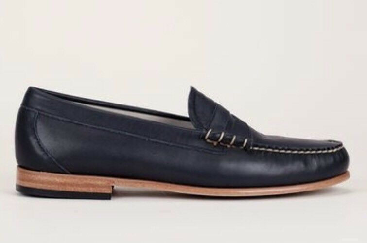 G.H. Bass & Co Loafers Navy