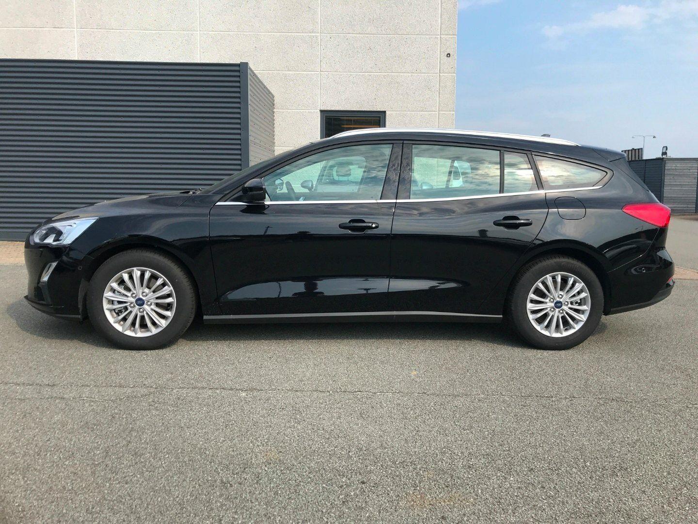 Ford Focus 1,0 EcoBoost Titanium stc. aut. - billede 1