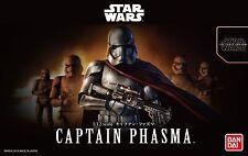 BANDAI STAR WARS MODELE KIT captain phasma MAQUETTE 1/12 A MONTER