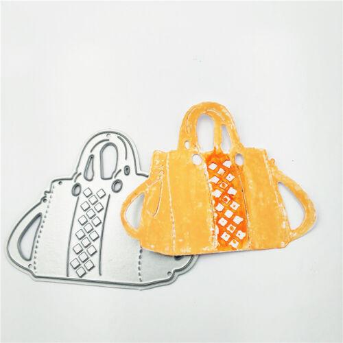 Diamond handbag paper Die Cutting Dies DIY Scrapbook DIY Christmas Halloween