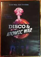 Disco and Atomic War (DVD, 2009)