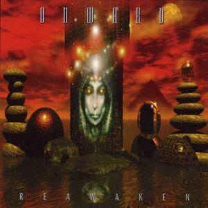 ONWARD-Reawaken-2CD-23-tracks-FACTORY-SEALED-NEW-2002-Century-Media-USA