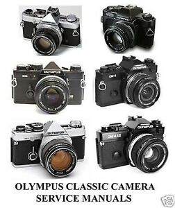 olympus om 1 om1 om2 om 2 cameras service repair manuals parts rh ebay com olympus om 1 manuale italiano olympus om 1 instruction manual