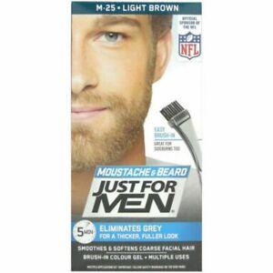 Just For Men M25 Schnurrbart- und Bart haarfarbe
