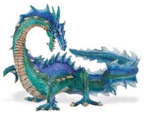 Sea Dragon 18 cm Series Mythology Safari Ltd 801229