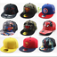 *STOCK TO CLEAR* Kids Cartoon Characters Adjustable Baseball Snapback Cap