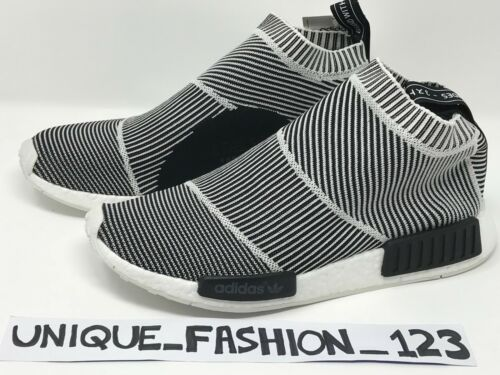 5 9 7 Bianco Sock Uk Nmd 11 8 Nero City Pk Adidas 10 Cs1 6 12 Glow Primeknit Og US7xw8q