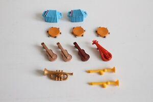 playmobil-set-of-12-musical-instruments-instruments-de-musique-Musikinstrument