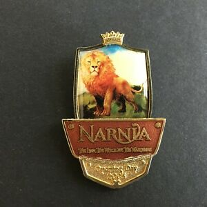 WDW-The-Chronicles-of-Narnia-Lion-Witch-Wardrobe-Opening-Day-Disney-Pin-43237