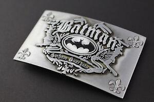 Batman Gotham Guardian Metal Belt Buckle Dc Comics Movie Um Der Bequemlichkeit Des Volkes Zu Entsprechen