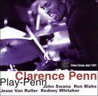 Play-Penn by Clarence Penn (CD, May-2001, Criss Cross)