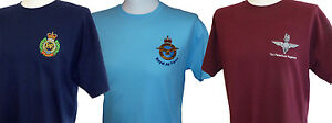 British-Military-T-Shirts-Scottish-amp-UK-Regiments-RAF-Royal-Navy-amp-Marines
