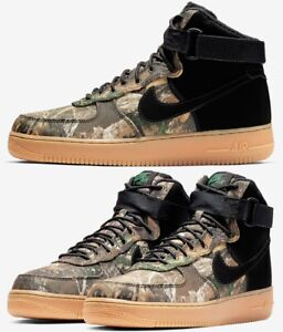 new arrival fd3fb 3755c Image is loading Nike-Air-Force-1-One-High-LV8-Sneaker-