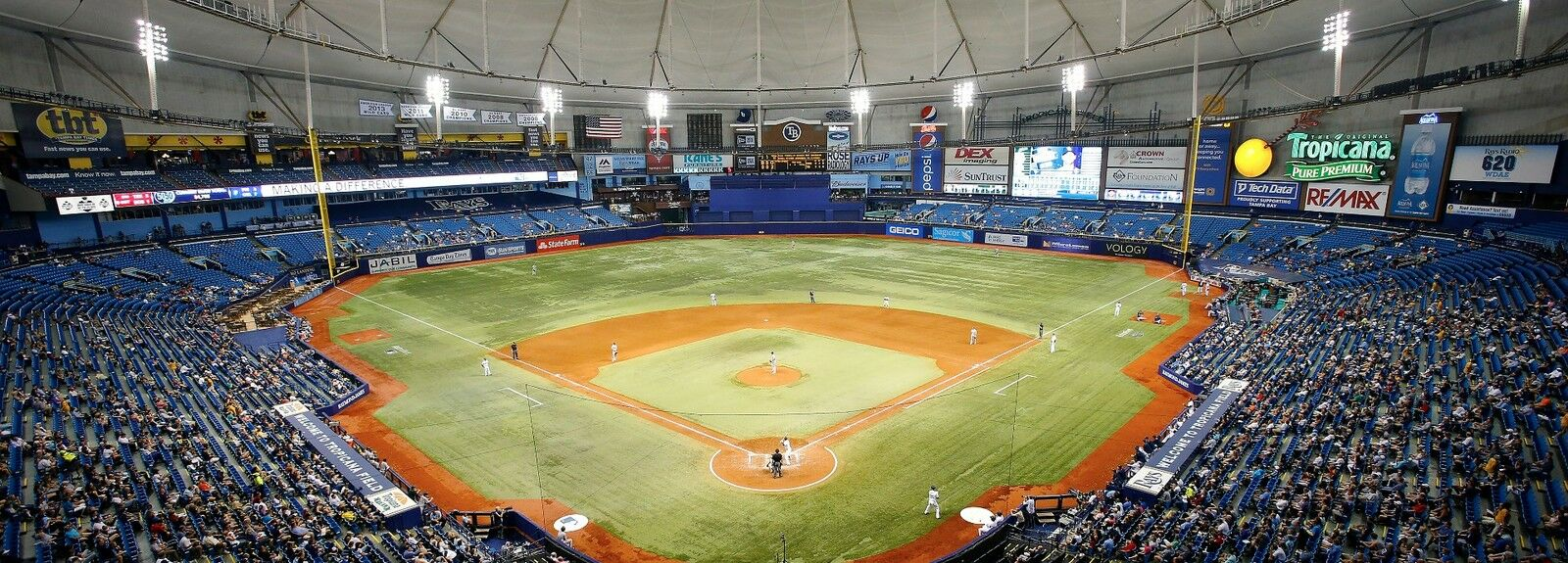 Los Angeles Angels at Tampa Bay Rays