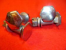 1936-40 Packard  chrome hexagon bumper bolts