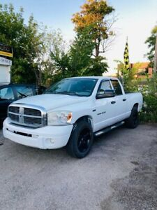 2007 Dodge Ram 1500 FULLY CERTIFIED CREW CAB 4X4 Sport