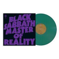 Black Sabbath - Master Of Reality - Vinyl LP Sealed New Green 180 Gram