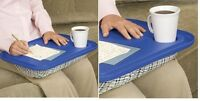 Portable Stable Lap Table For Reading, Writing, Playing Cards At Home Or Travel