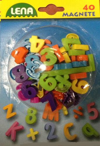 Lena Magnet Zahlen Zeichen 65702 Zählen und Rechnen lernen