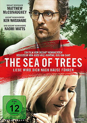 The Sea of Trees DVD
