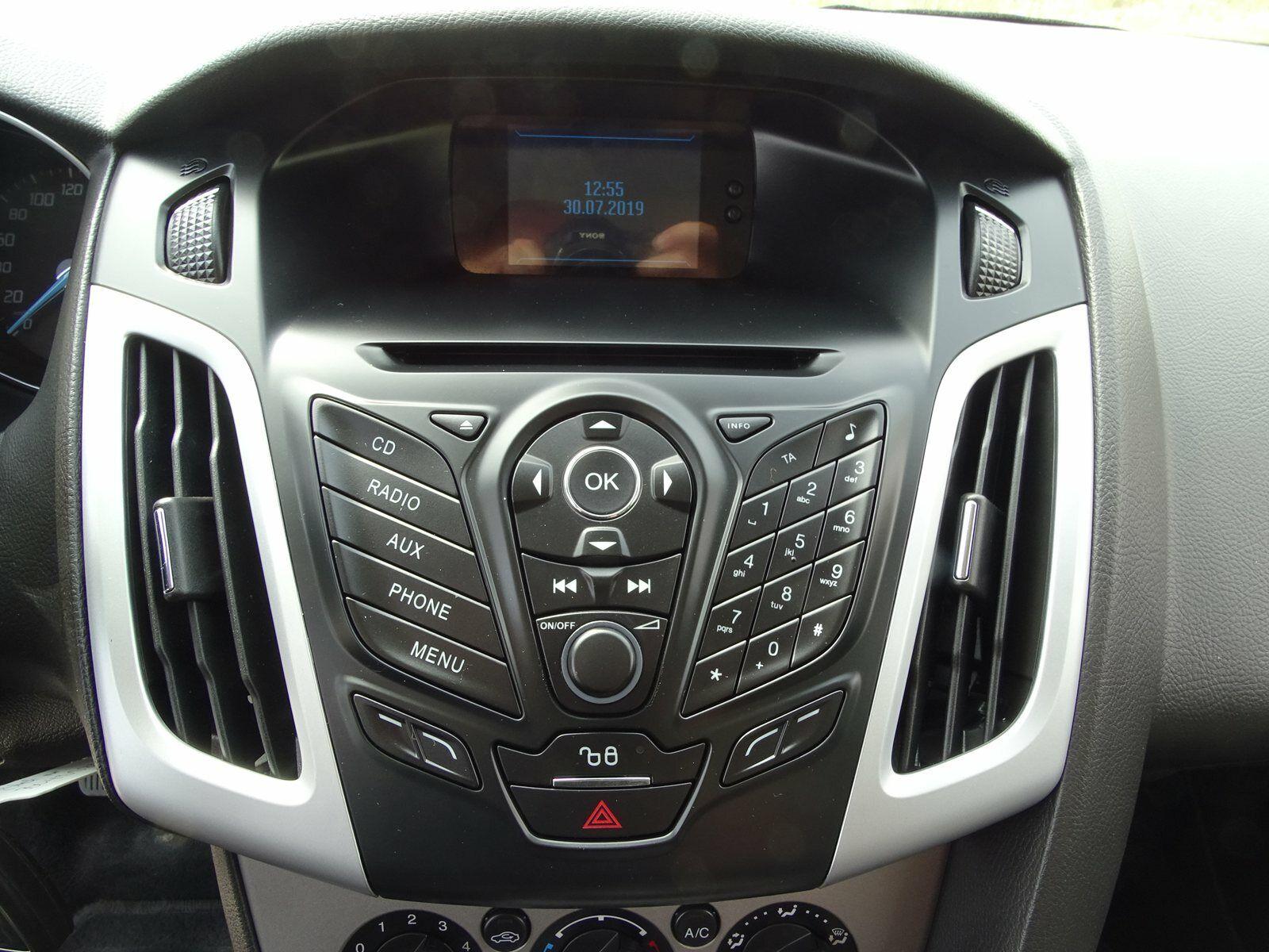 Ford Focus 1,6 TDCi 115 Trend stc. - billede 13