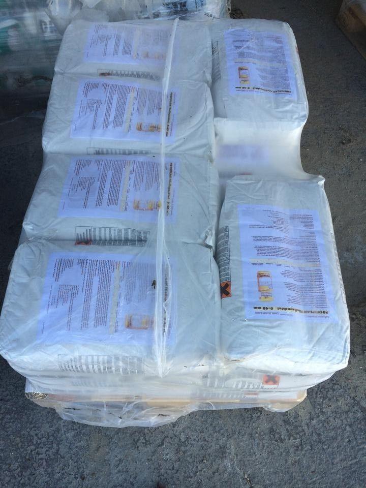 Bodenspachtelmasse Nivellierspachtel Bodenausgleich Unebenheiten 40mm 1200 kg