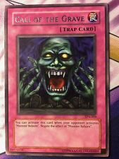 Yu-Gi-OH CALL OF THE GRAVE TP4-009 RARE.ENG.2.ED .NM