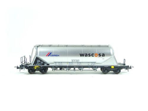 NME h0 503725 DC Staubsilowagen Uacns 82 mâ³ Wascosa-Pemex neuf dans sa boîte NEUF