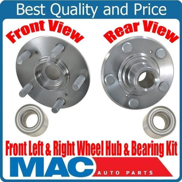 New FRONT Wheel Bearing With Hub Kits For Honda CRV 07-16