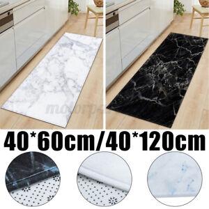 Non-Slip-Kitchen-Marble-Floor-Mats-Washable-Runner-Home-Bath-Door-Mat-Carpet