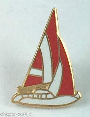 SEA RANGERS Enamel Lapel Pin Badge SAILING REGATTA