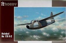 Ätzteile 1:72 Modell-Bausatz NEU kit SpecialHobby Heinkel He 178 V-2 1939 inkl