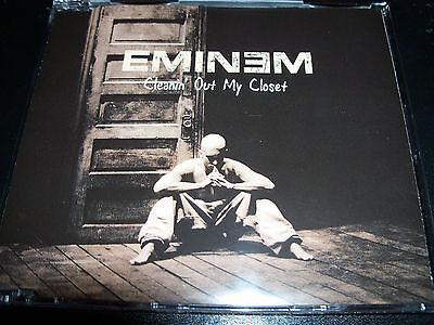 Eminem Cleanin' Out My Closet Australian Enhanced CD ...
