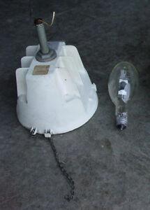 400 Watt Metal Halide Fixture multi-volt with bulb | eBay