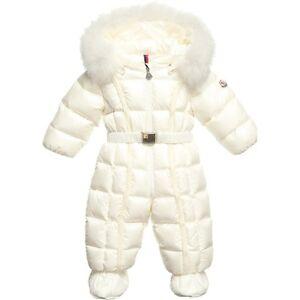 moncler baby ski suit