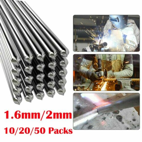 10//20//50PCS Easy Aluminum Welding Rods Wire Brazing Free Shipping 1.64ft