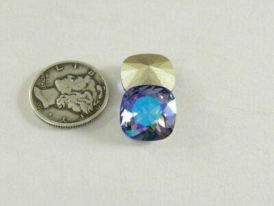 piedras de Swarovski 4470 Amortiguador corte Gossamer plumas F 12mm